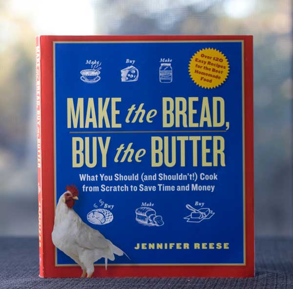 Make the Bread, Buy the Butter Granola