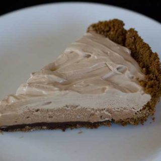 Another Easy Chocolate Pie