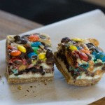 Crazy Cream Cheese Cookie Bars