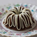 Hershey Bar Bundt Cake