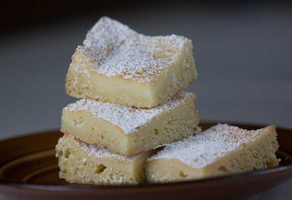 Gooey Butter Cake Bar Cookies