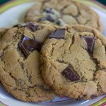 jumbo chewy chocolate chunk cookies