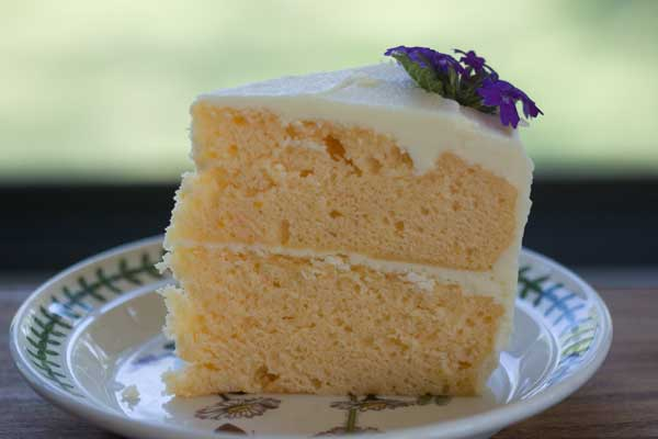 Enhanced Orangesicle Cake Mix Cake