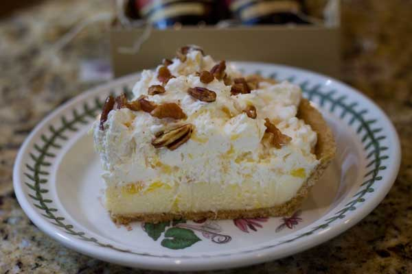 Millionaire Pie or Banana Split Cake. Related Images