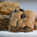 Quinoa Blondies