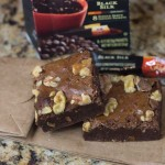 Black Silk Fudge Brownies