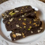 Chocolate Pistachio Thins
