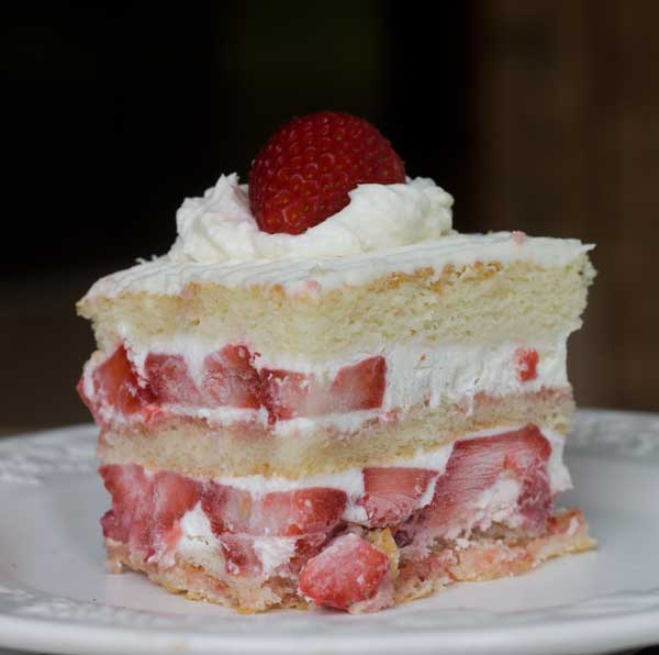 Sunshine Seasons Strawberry Shortcake