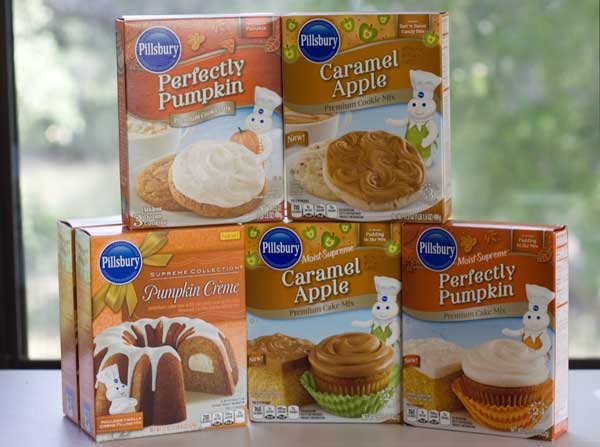 Pillsbury S New Fall Products And More Celebrations Cookie Madness