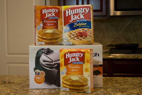 Hungry Jack Giveaway