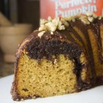 Pillsbury Pumpkin Brownie Bundt Cake