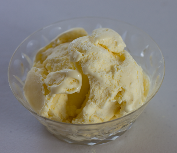 Tahitian Vanilla Ice Cream