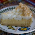Creamy Lemon Meringe Pie