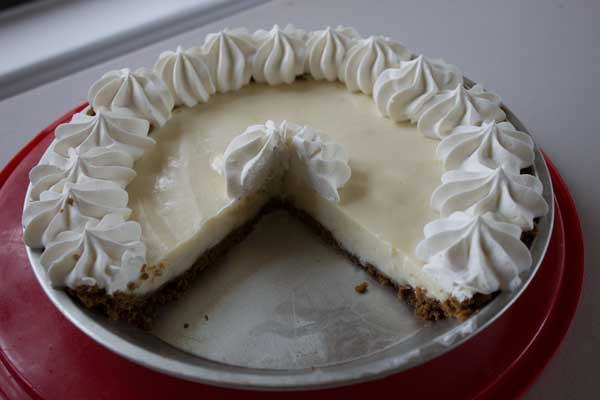 key lime pie without egg