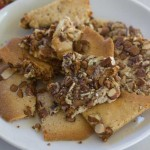 Cinnamon Chip Cookie Bark