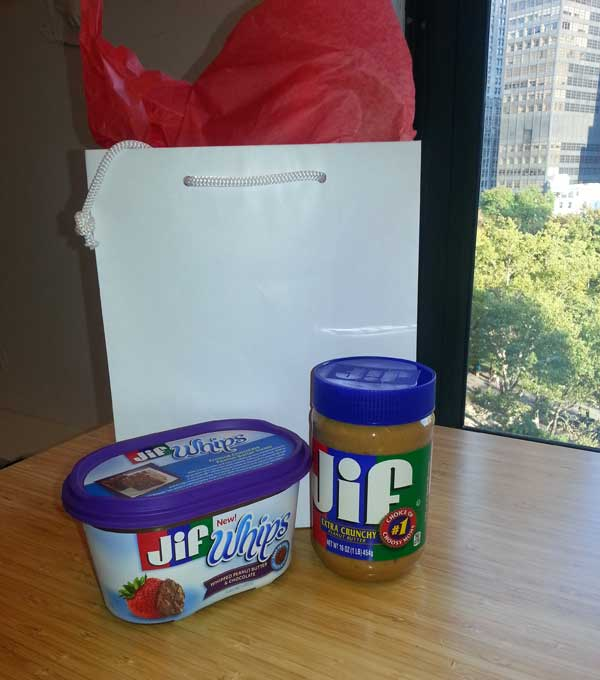 Jif Most Creative Peanut Butter Sandwich Contest And a Quick Giveaway