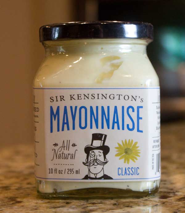 muffins made with mayonnaise