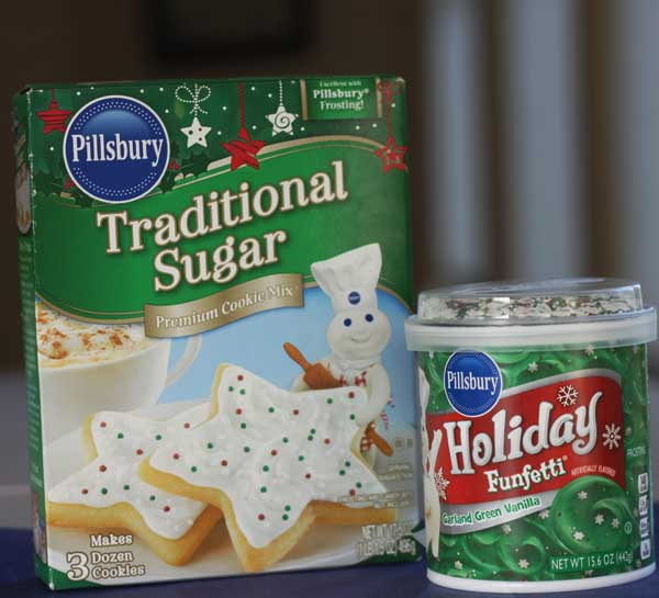 Pillsbury Traditional Sugar Cookies