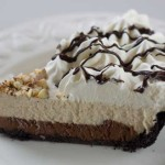 Chocolate and Kahlua Cream Pie