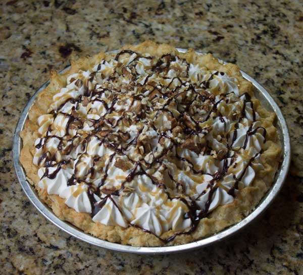 Earl's Chocolate Pie