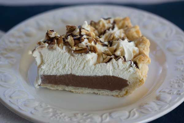 New and Improved Earl's Chocolate Pie