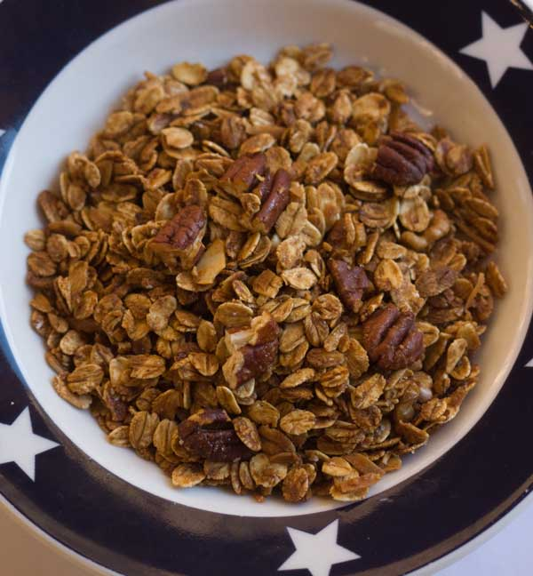 Maple & Honey Granola