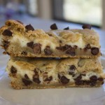 Chocolate Chip Cheesecake Bar Cookies