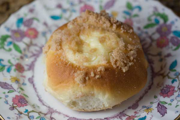 Cream Cheese Filled Kolache