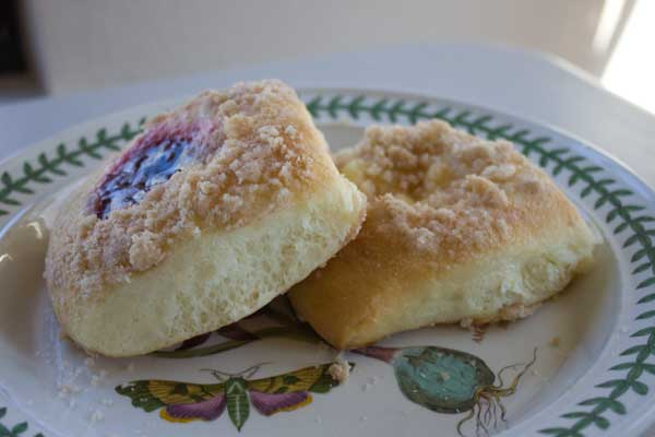 fluffy kolaches