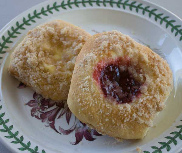 Soft and Fluffy Kolaches