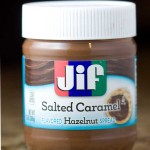 Salted Caramel Flavored Hazelnut Spread