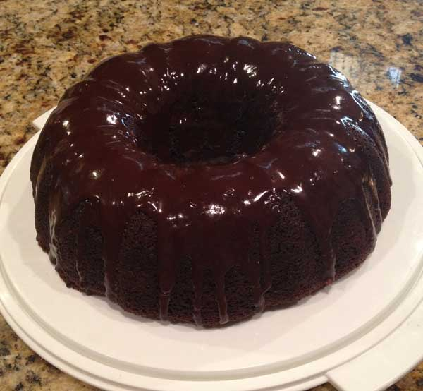 Chocolate Bundt Cake Recipes — Dishmaps