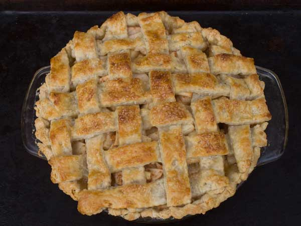 ... here: Home / Pies / Fruit Pies / Apple Pie Recipes / Apple Pie Recipe