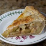 Broiled Apple Pie