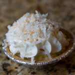Miniature Coconut Cream Pie