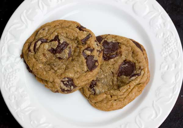 Kenji's New Chocolate Chip Cookie Recipe From Serious Eats