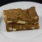 Chewy Macadamia White Chocolate Bars