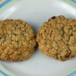 Giant Oatmeal Cookies