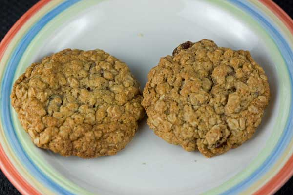 Megan's Favorite Oatmeal Cookies