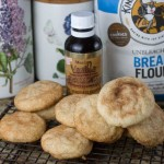 Buttery Snickerdoodles with Totonac's Mexican Vanilla