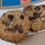 Granola, Cranberry and Chocolate Chippers