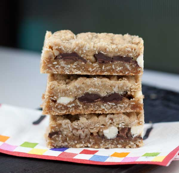 Simple Delights Sea Salted Caramel & Oat Bars