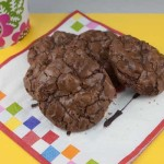 Davids Chocolate Fudge Cookies