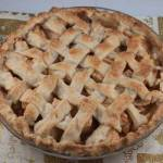 Apple Pie with Buttermilk Crust