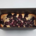 blackberry cobbler for two