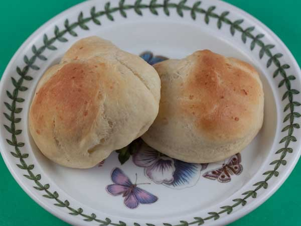 cottage cheese dinner rolls