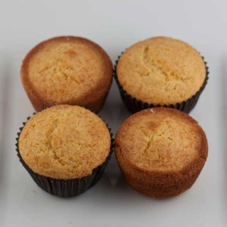 Light Corn Muffins