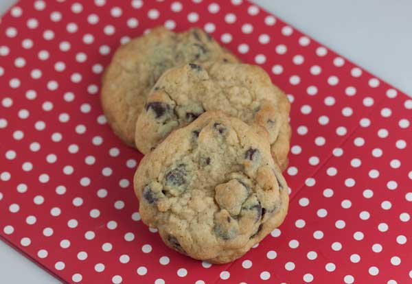 chocolate chip pudding mix cookies