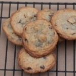 Mayonnaise Chocolate Chip Cookies