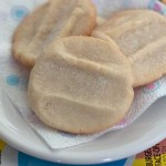 Chicago Public School Butter Cookies